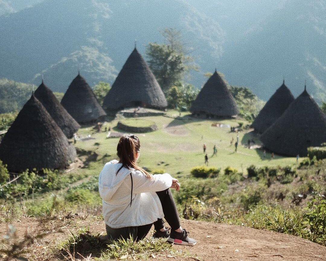 Jelajahi Wae Rebo, Desa Terpencil di Tanah Flores yang Menakjubkan