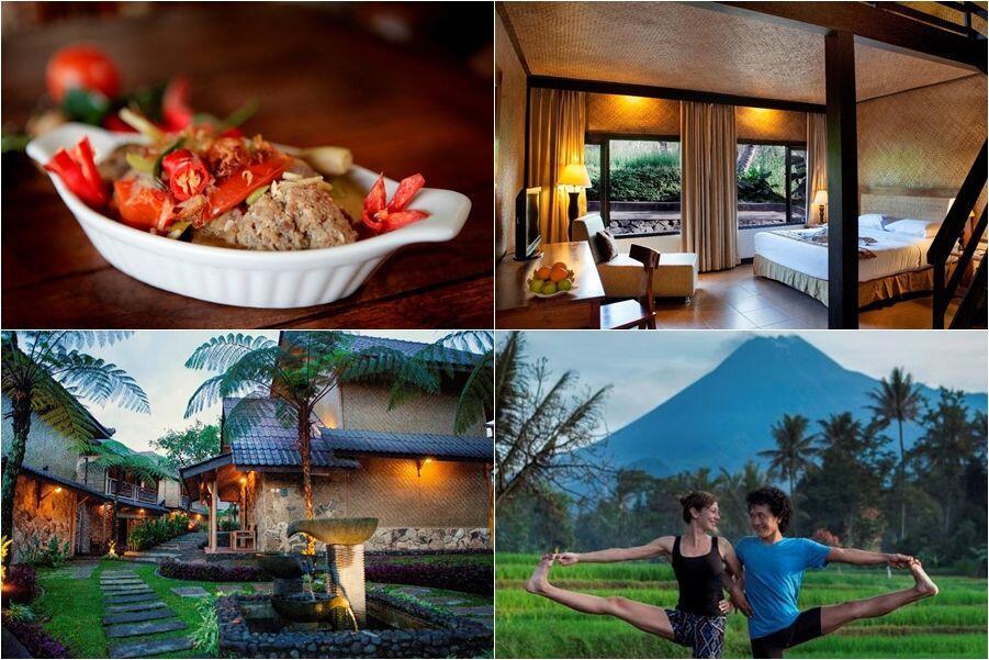 Cocok untuk Bulan Madu, Inilah 7 Resort Bernuansa Alam di Jogja