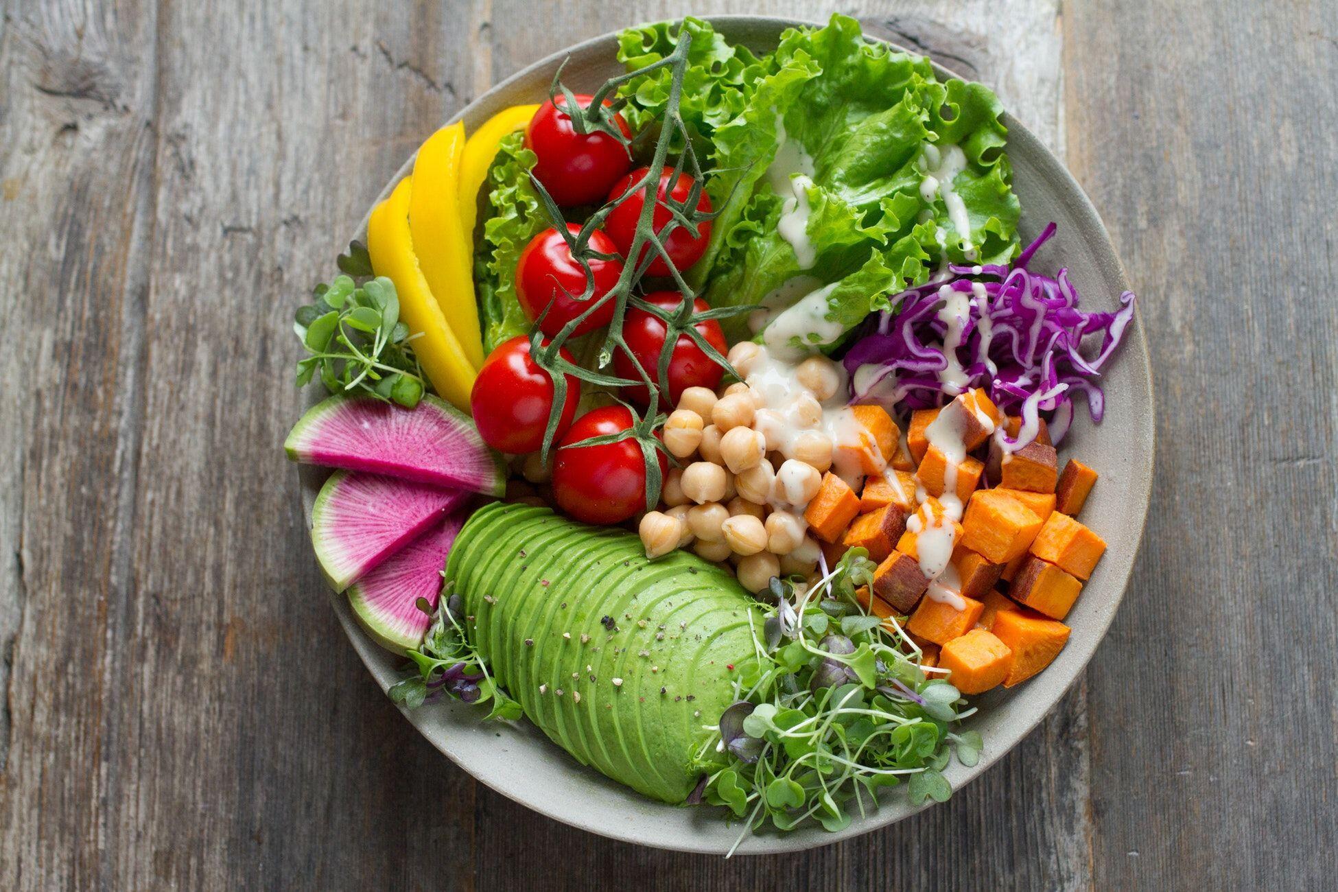 Unik, Ternyata 5 Warna Sayuran Ini Memiliki Karakter Gizi yang Berbeda