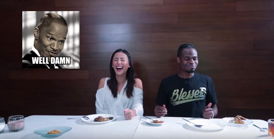 Ditantang Makan Makanan Pedas, Begini Reaksi Kocak Para Bule