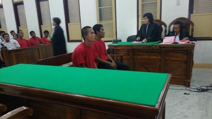 Dua Maling Berdebat saat Membela Diri, Hakim PN Medan Tertawa