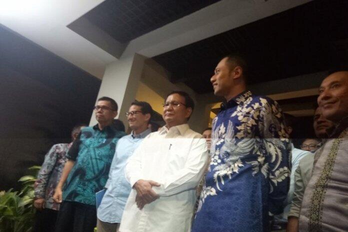 Prabowo-Sandi Terancam Dukungan Semu Parpol Pengusung