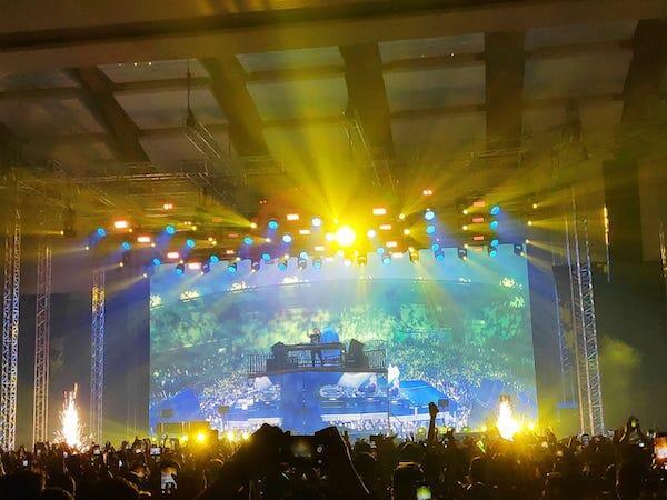 Konser Kygo in Jakarta Berlangsung Spektakuler!