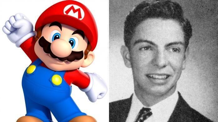 Kabar Duka, Inspirator Nama Karakter Mario Bros Meninggal Dunia