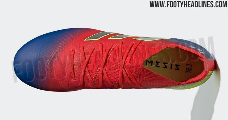 Update Foto-foto Terbaru Adidas Nemeziz Messi Gan, Gahar Bos!