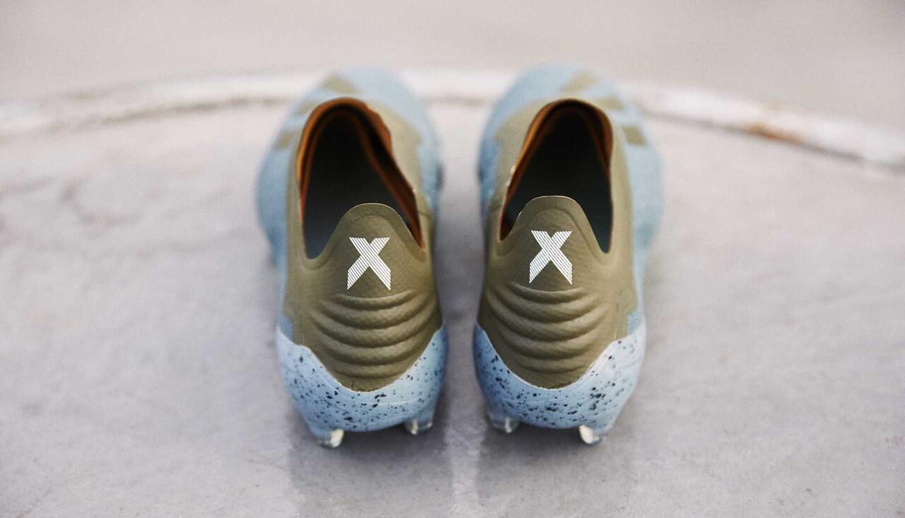 Melihat Lebih Dekat Adidas X 18+ 'Cold Mode'