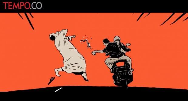 Dulu ada Munir, sekarang ada Novel! #500haripenyiramannovel #14thnmunir