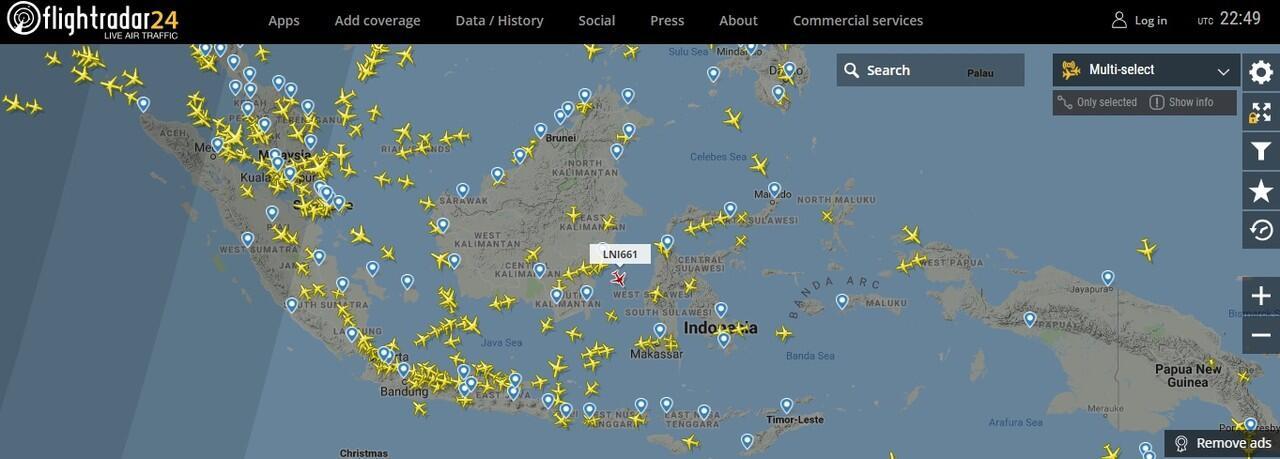 Altitude Disagree Bikin Lion Air Jatuh? Ini Jawab Mekanik Pesawat