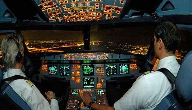 Wow ! Inilah Besaran Gaji Seorang Pilot Pesawat !