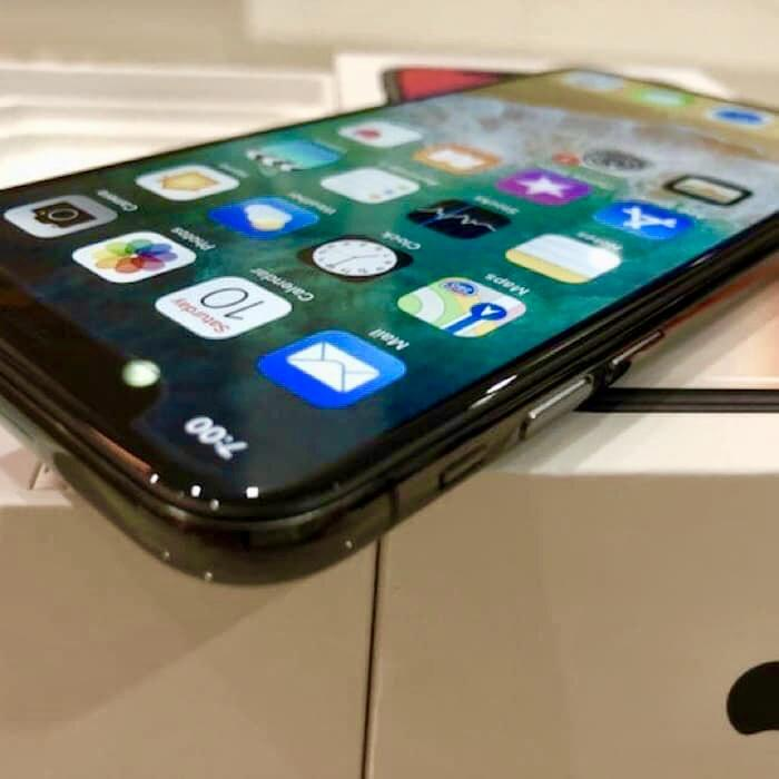 SALE iPhone X- LIKE NEW/ SPACE GREY/ 64GB/FULL SET/GRANSI IBOX