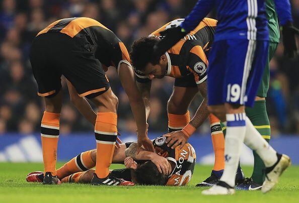 Deretan Gelandang Hebat Premier League yang Sering Dihantam Cedera