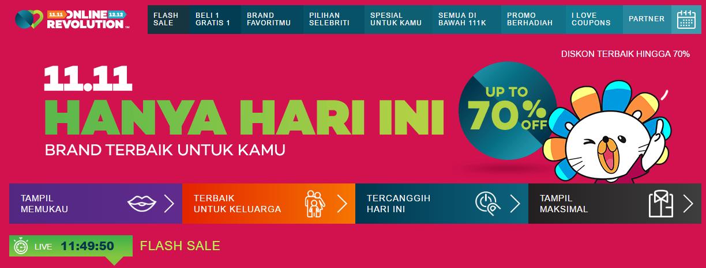 Tau Gak Kapan Singles' Day Pertama Kali Dirayakan di Indonesia?