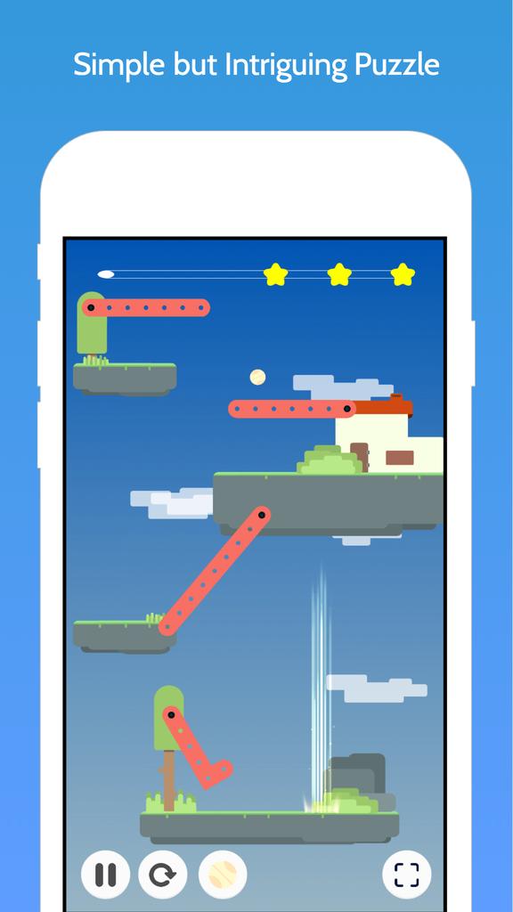 [iOS] Flick It - Game Puzzle Minimalis Yang Ngeselin