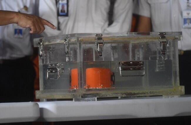 FDR Lion Air PK-LQP Diharapkan dapat Diunduh Besok