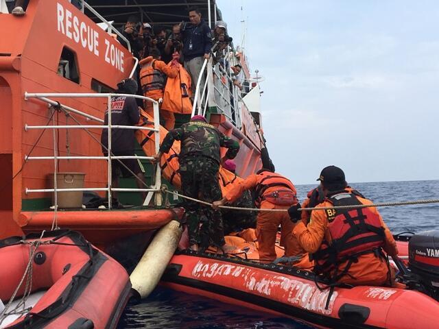 Anggota Tim Evakuasi Lion Meninggal Dalam Tugas