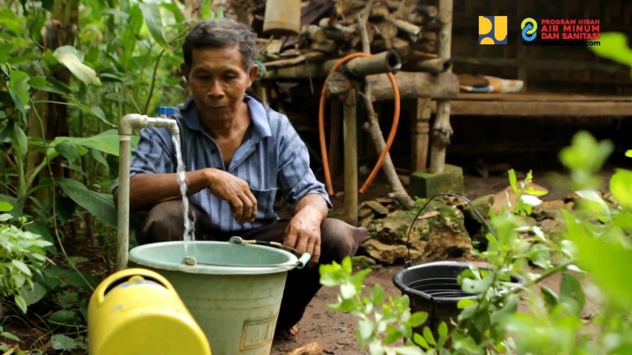 Tahun 2019, PUPR Alokasikan 850 Miliar untuk Program Hibah Air Minum