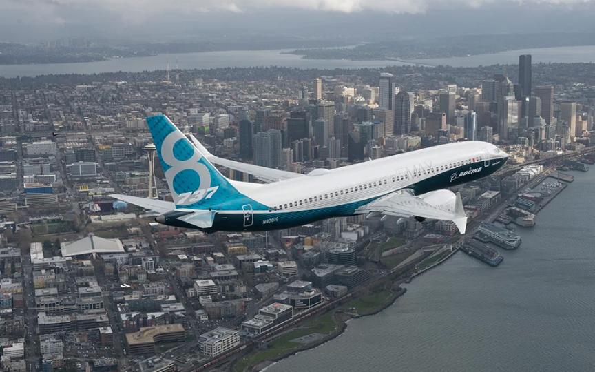 Kementerian Perhubungan Nyatakan Boeing B-737 MAX 8 Layak Terbang