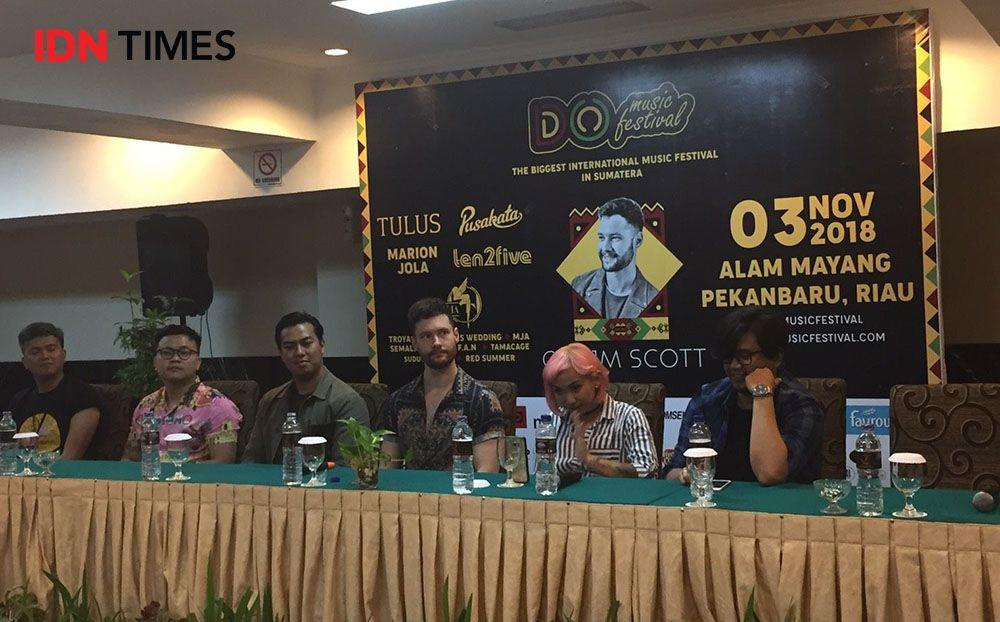 Gelar Press Conference, Ini Cerita di Balik Do Music Festival!
