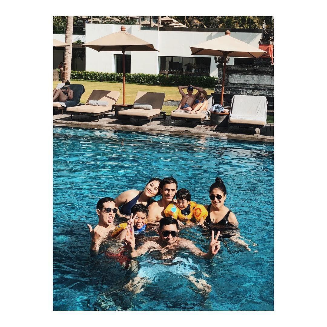 Bahagia Banget, 10 Potret Babymoon Gya dan Tarra Budiman di Bali