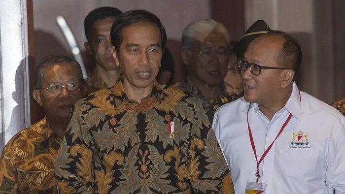Diisukan PKI, Jokowi: Masa Ada PKI Balita?