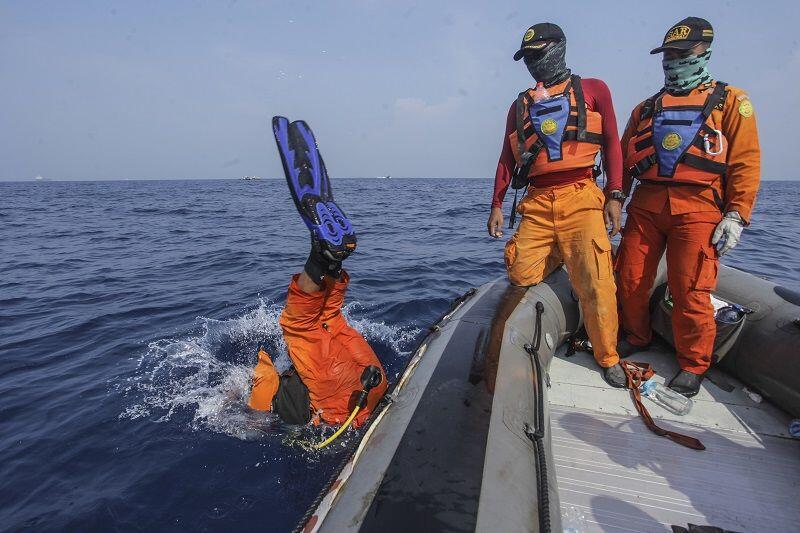 Arus Kuat Perairan Karawang Jadi Momok Mengerikan Pencarian JT 610