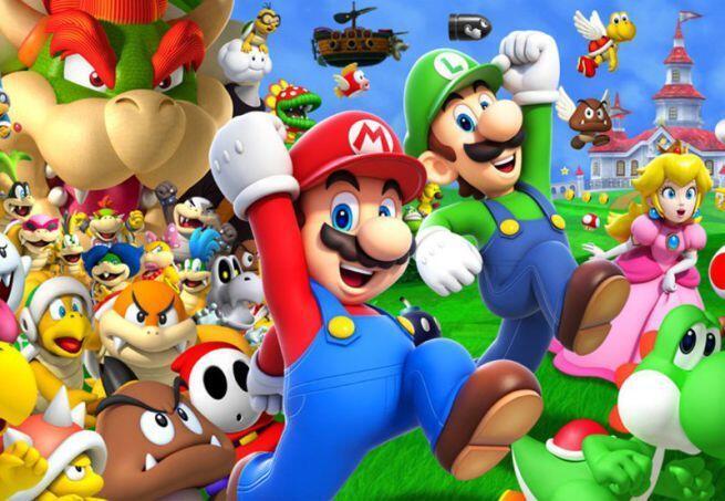 Tokoh Inspirasi Game Super Mario Tutup Usia