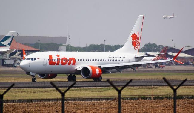 Harga Tiket Lion Air Naik Hingga Akhir Bulan