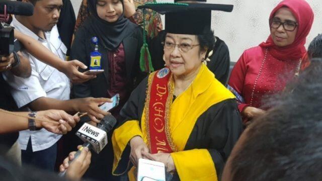 Megawati, Bukan Politisi dari Karpet Merah