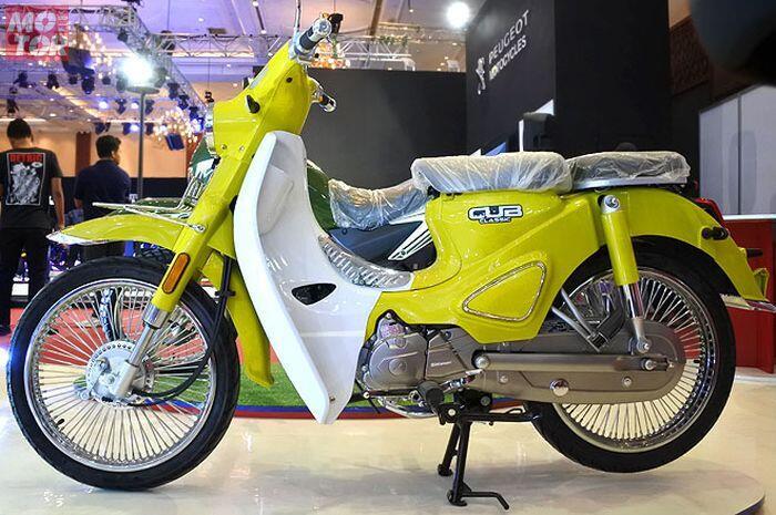 Pesaing Honda Super Cub C125, Ternyata Buatan Malaysia Gan!!!