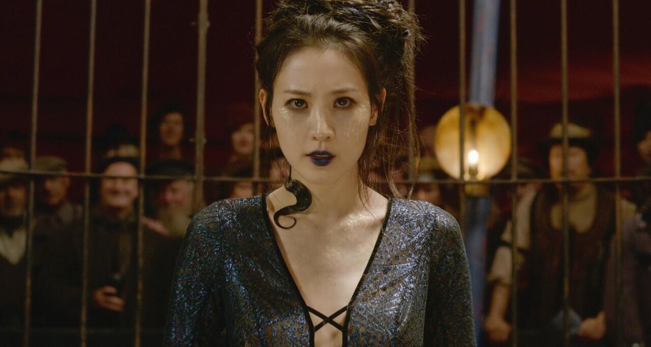 Sudah Kenal Claudia Kim? Si Cantik Nagini di 'Fantastic Beasts'