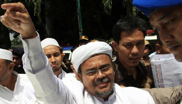 Rizieq Shihab ke Relawan Prabowo - Sandiaga: Galang Suara Desa