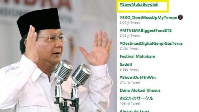 TKN Jokowi Tak Tertarik Politisasi Pidato Prabowo Soal ''Tampang Boyolali''