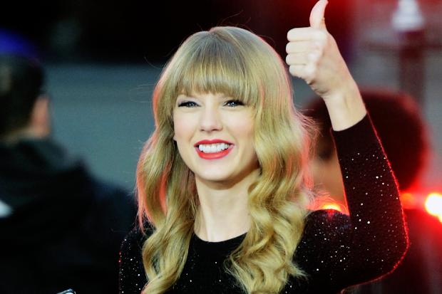 7 Lagu Taylor Swift dengan Lirik Paling Dalam Versi Ane.