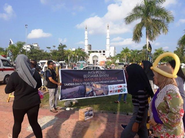 Lembaga Amal Inggris Sebut Indonesia Negara Paling Dermawan