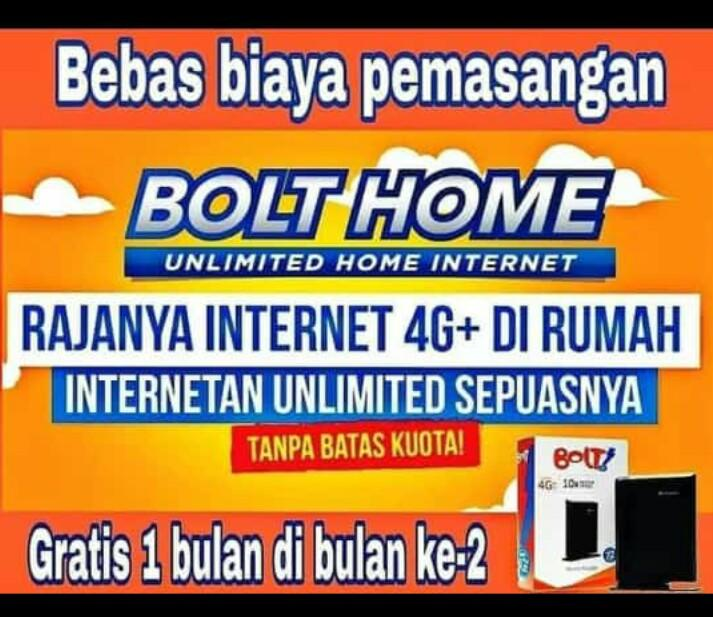 Internet unlimited tanpa batas kuota