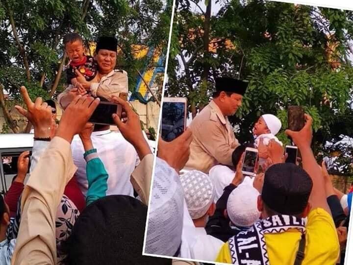 Prabowo Ibaratkan Masalah Indonesia Seperti Kolesterol dan Dokter