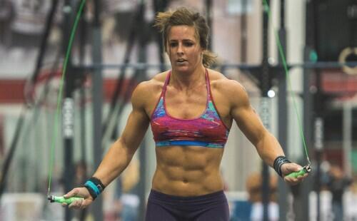 Atlet Crossfit Wanita Cantik dan Seksi 2018
