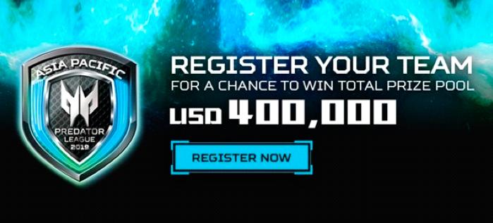 Ngeri! Asia Pacific Predator League 2019 Digelar Memperebutkan Prize Pool 6 Milyar