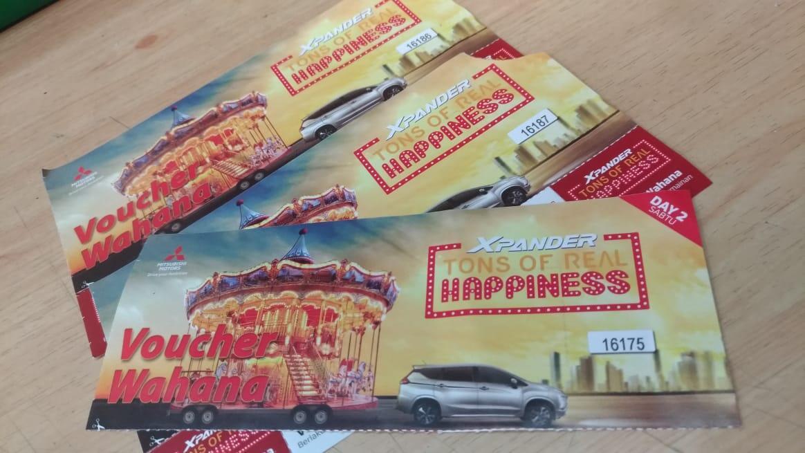 [FR] Meriahnya Acara Xpander Tons of Real Happiness Medan 2018