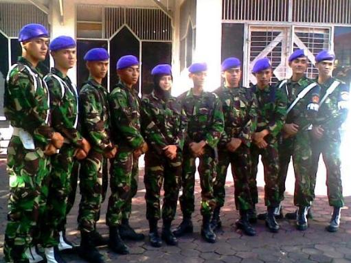 Menwa Pakai PDL Loreng Mirip TNI, Menwa Bukan TNI Wannabe