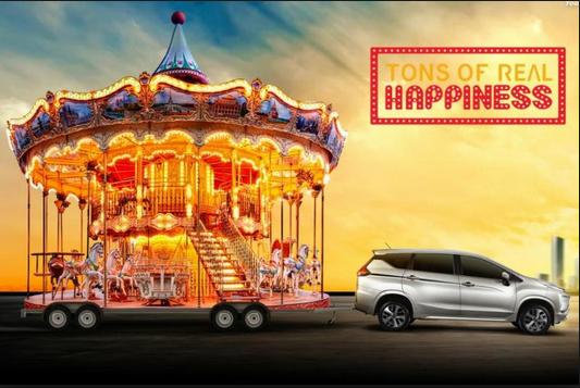 [FR] Tons of Real Happiness Siap Bikin Keluarga Medan Bahagia!!