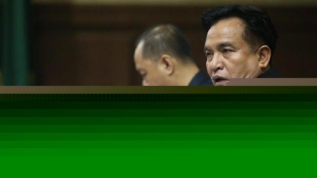 Jadi Kuasa Hukum Jokowi-Ma'ruf, Yusril Tak Dibayar