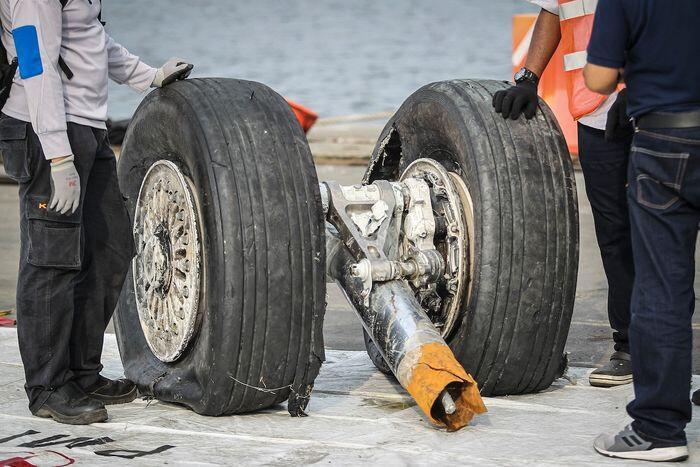 Data FDR, turbin, dan identifikasi jasad Lion Air JT610