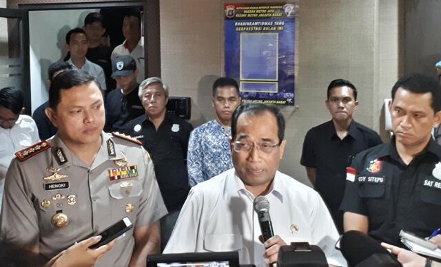 Sanksi Lion Air Tunggu Hasil Penyelidikan KNKT