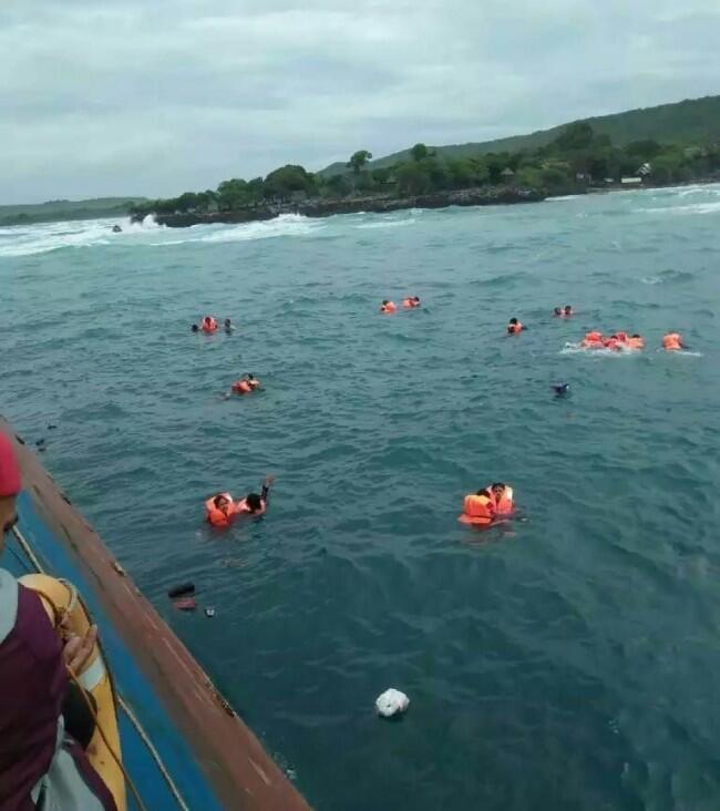 Berkas Kasus Tenggelamnya Kapal Lestari Maju Rampung