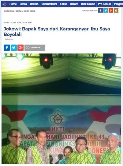 """Ini Video Lengkap Pidato Prabowo soal """"Tampang Boyolali"""""""