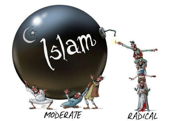 Pilih Mana Kanan, Kiri Atau Moderat ?