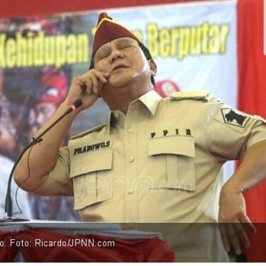 Selain Bercanda soal Hotel, Prabowo Juga Pernah Guyon Serupa tentang Mal