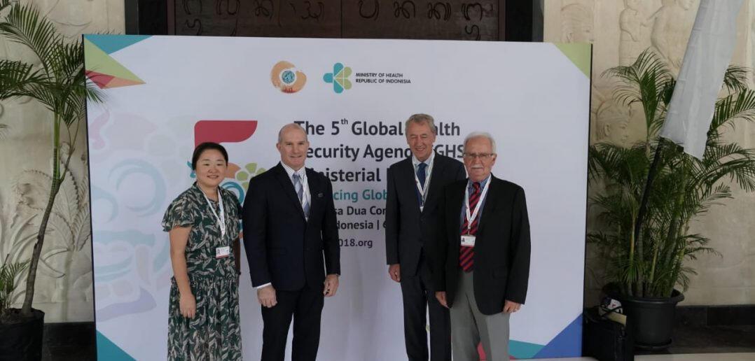 Indonesia Perkuat Komitmen Ketahanan Kesehatan Global