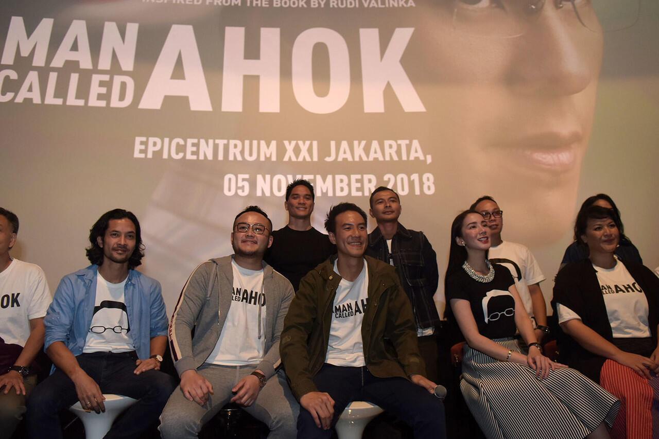 Film A Man Called Ahok siap tayang di Bioskop